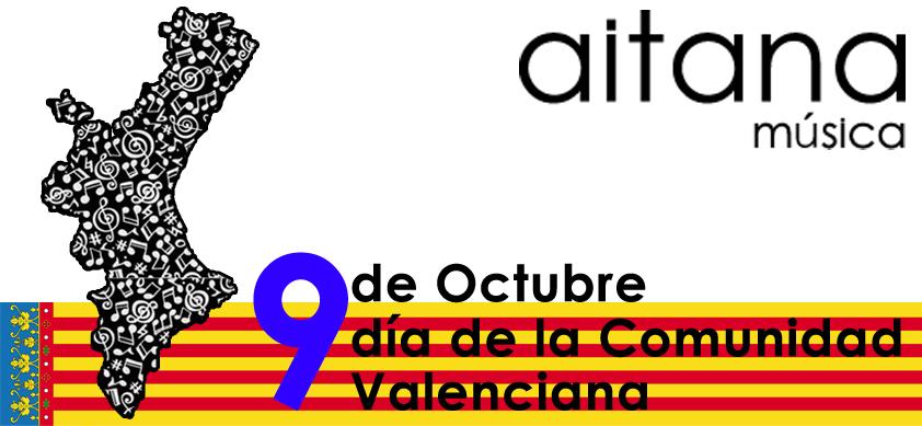 dia del la comunidad valenciana-aitana