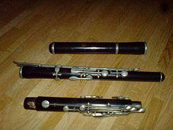 Cómo limpiar una flauta travesera