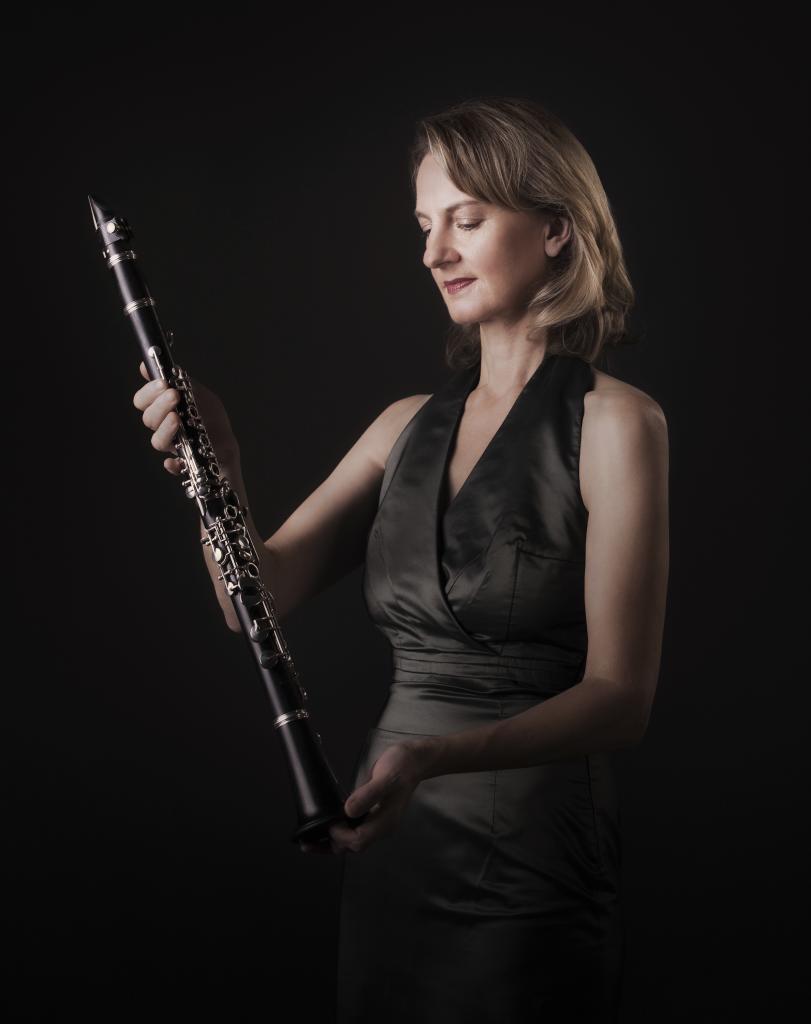 Sabine Meyer. Firma: Christian Ruvolo