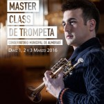 Masterclass de trompeta de Manuel Blanco