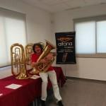 Masterclass y concierto ofrecido por el Spanish Tuba Quartet